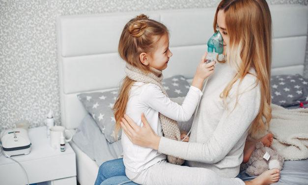 Ranking inhalatorów dla dziecka