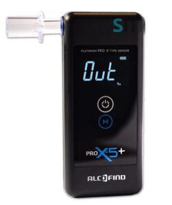 Alkomat AlcoFind PRO X5 Plus