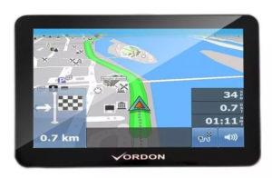 Nawigacja Vordon 7 Europa