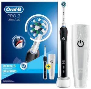 Elektryczna szczoteczka do zębów Oral-B PRO 2500 CrossAction