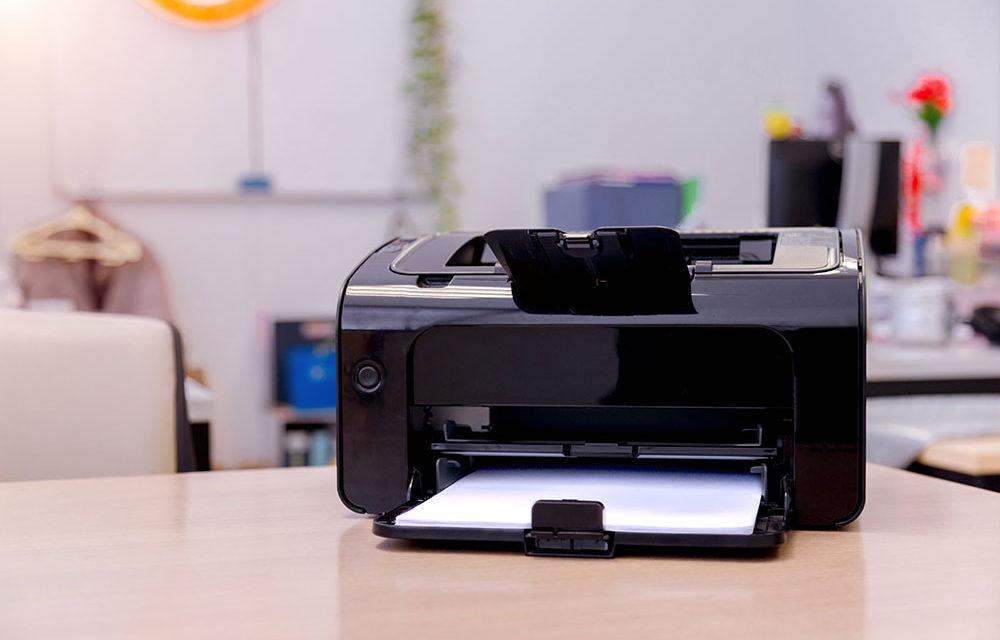 Ranking drukarek laserowych 2020