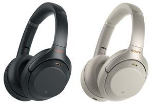 Słuchawki nauszne Sony WH1000XM3