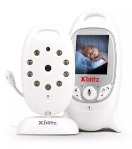 Xblitz Baby Monitor Bezprzewodowa Niania Z Kamerą