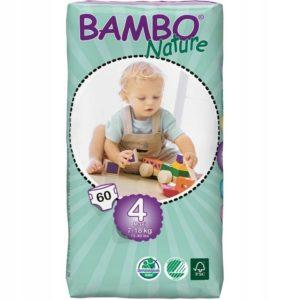 Abena Bambo Nature Ekologiczne Pieluszki Jednorazowe