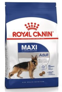 Sucha karma Royal Canin Maxi Adult 15kg