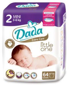 Pieluchy jednorazowe Dada Extra Care