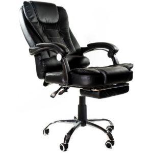 Elgo Fotel Biurowy Czarny