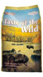 Karma dla psa Taste of the Wild High Prairie Canine z mięsem z bizona 13kg