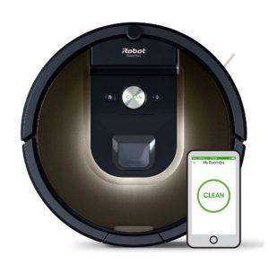Odkurzacz iRobot Roomba 980