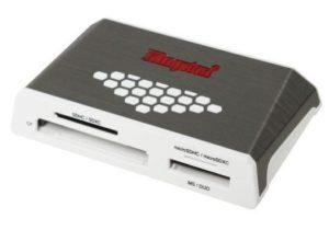 Czytnik Kingston Hi-Speed Media Reader (FCR-HS4)
