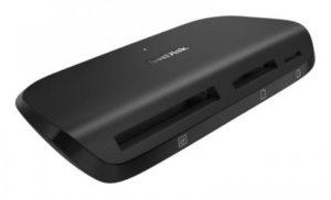 Czytnik kart pamięci SanDisk Imagemate USB 3.1 (SDDR-489-G47)