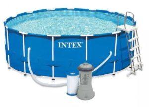 Intex Basen Ogrodowy Stelażowy 457X122Cm 28242