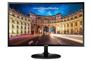 "Monitor Samsung 24"" CF39 (LC24F390FHUXEN)"