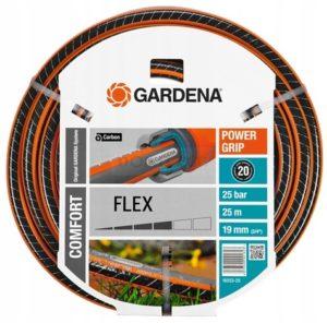 Gardena Wąż ogrodowy 3 4 cala 25m Comfort Flex GA8053