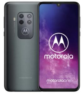 Smartfon Motorola One Zoom 4/128GB