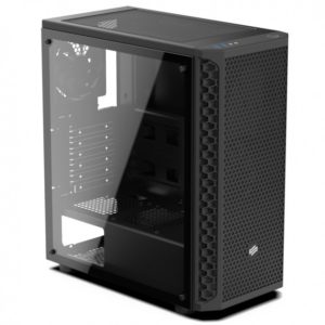 Obudowa komputerowa SilentiumPC Signum SG1 TG Pure Black (SPC230)