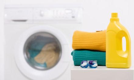 Ranking płynów do prania 2021