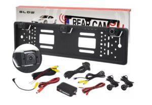 Blow kamera w ramce + czujniki cofania BVS-548 (78548)