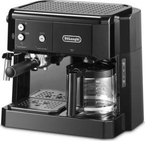 Przelewowy ekspres do kawy De'Longhi BCO 411.B