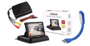 Vordon Ekran monitor kamery cofania CR-43