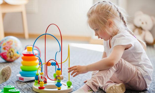 Ranking zabawek edukacyjnych dla niemowląt 2021