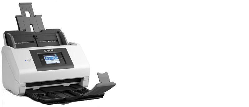 Skaner Epson WorkForce DS-780N (B11B227401)