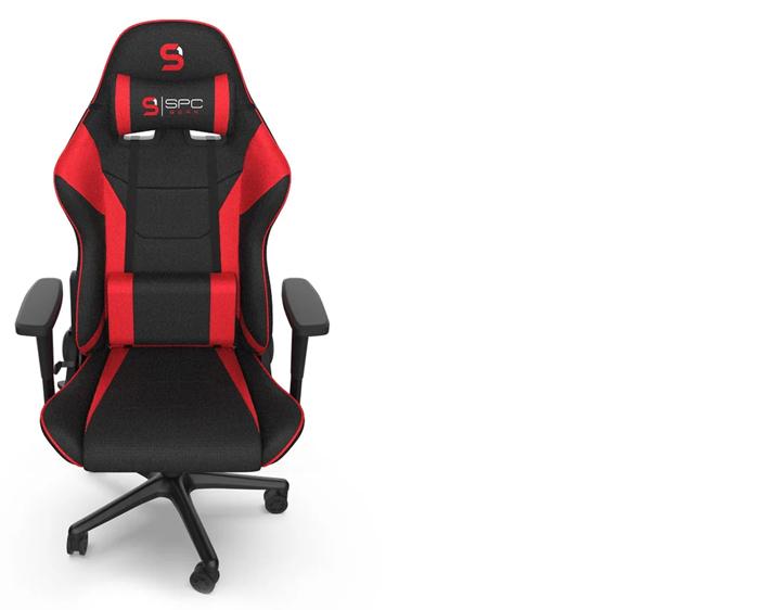 Fotel gamingowy SPC Gear SR300F V2