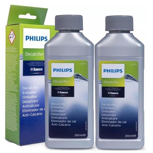 Philips Odkamieniacz do ekspresów 2x250 ml CA6700/10
