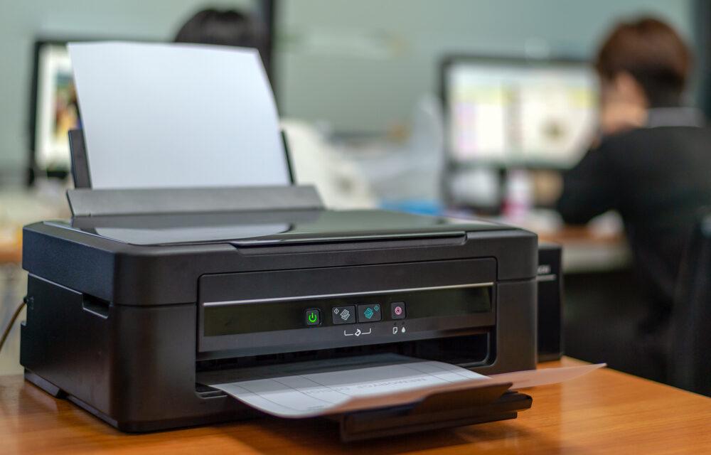 Ranking drukarek atramentowych 2021
