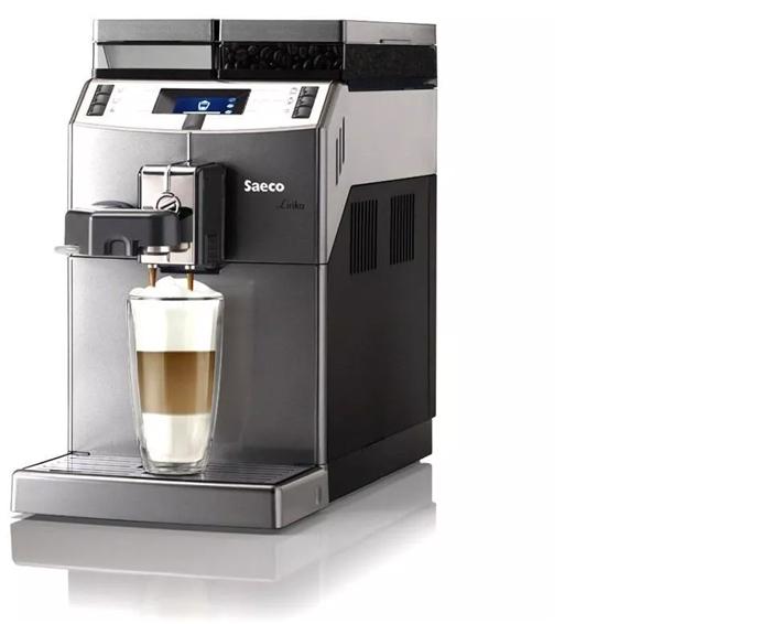 Ekspres do kawy Saeco Lirika One Touch Cappuccino RI9851
