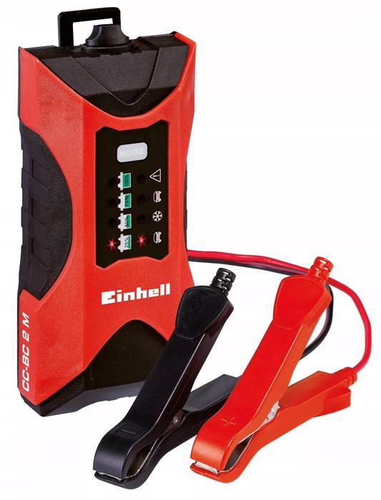 Prostownik do akumulatora Einhell CC-BC 4 M 6/12V (1002221)