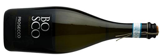 BOSCO dei Crimioli Prosecco DOC wino białe musujące