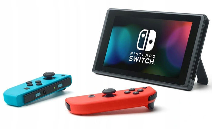 Konsola Nintendo SWITCH Neon Red & Blue Joy-Con