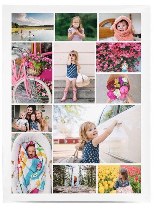 Plakat ze zdjęciami Fotoplakat na wymiar 50x70 cm