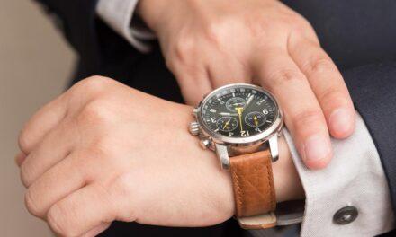 Ranking zegarków męskich 2021