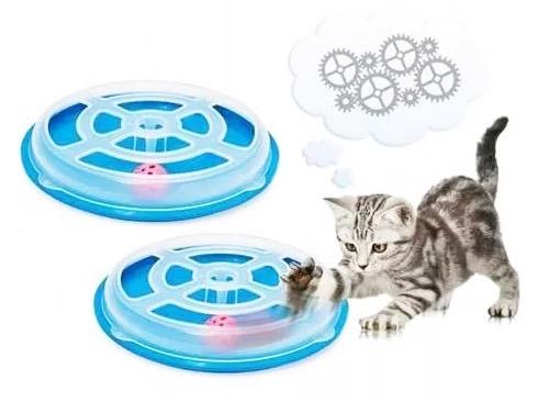 Zabawka dla kota Yarro/Moderna Gonitwa za piłką