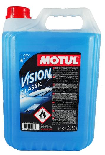 Motul Vision Classic 5L Zimowy płyn do spryskiwaczy