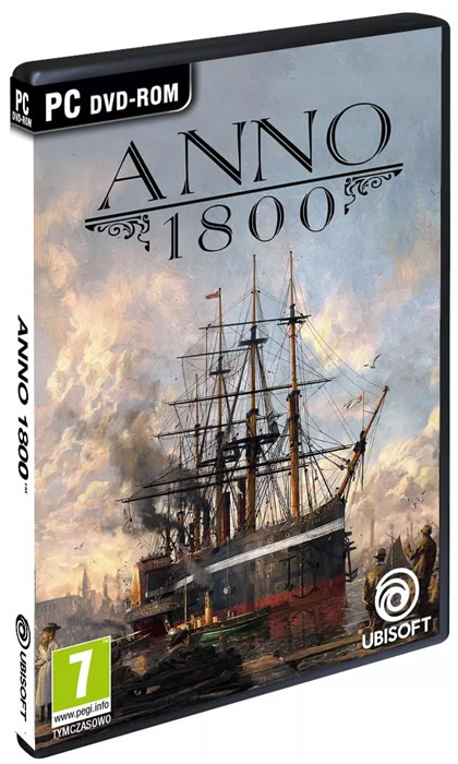 Gra strategiczna Anno 1800
