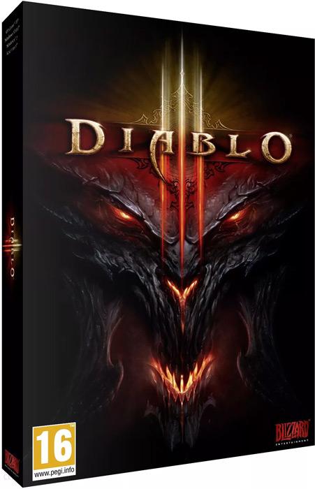 Gra RPG Diablo III