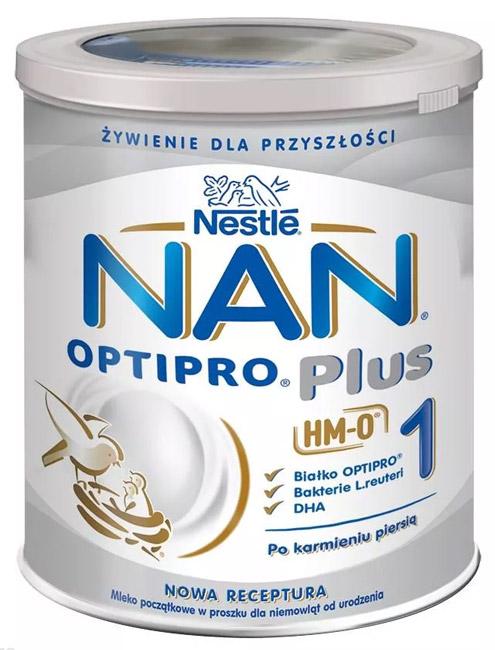 NESTLE NAN OPTIPRO Plus