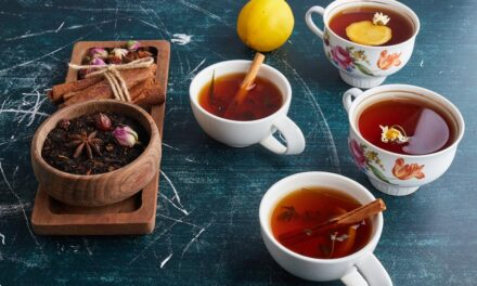 Ranking herbat owocowych 2021