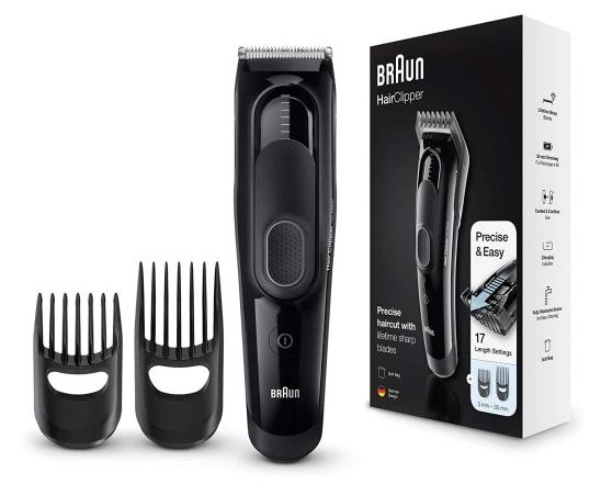Maszynka do strzyżenia włosów Braun HC5050 HAIRCLIP