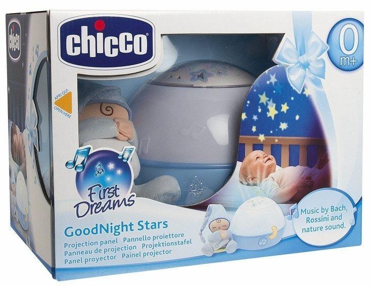 Projektor dla dzieci Chicco Projektor Gwiazdek Special Edition