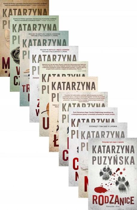 Cykl: Lipowo - Katarzyna Puzyńska