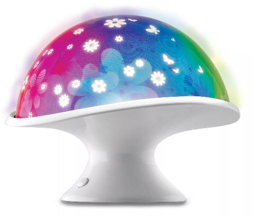 Dumel Discovery Lampka Light Kolorowy Projektor Dd2077