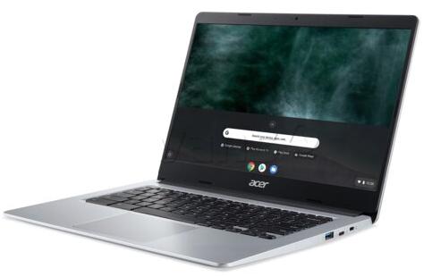 Laptop do 2000 zł Acer Chromebook 14 N5030 8GB 64GB eMMC Chrome
