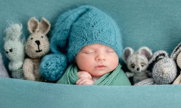 Ranking prezentów na narodziny dziecka 2021