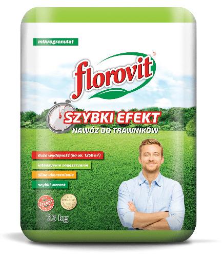 Florovit Nawóz Do Trawników Szybki Efekt 25Kg
