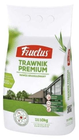 Nawóz do trawy Fosfan Nawóz Fructus Trawnik 25kg