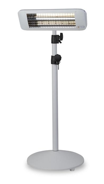 Zestaw Mocny Promiennik ComfortSun Smart 2800W plus Statyw
